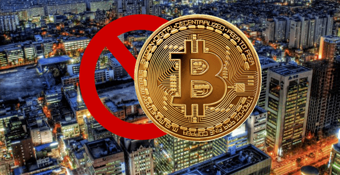 cryptocurrency-ban-zuid-korea