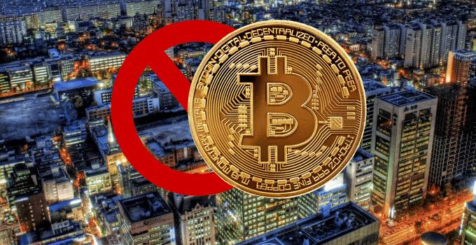 cryptocurrency-ban-zuid-korea