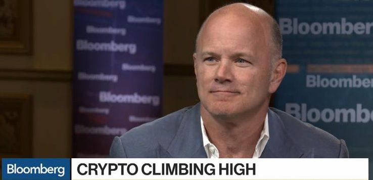Mike Novogratz Ik verkoop Bitcoin niet weer op $14000 - BTC gaat hoger