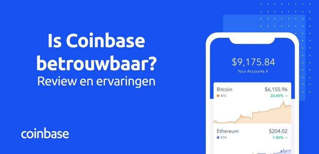 Coinbase review en ervaringen