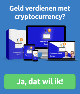 Cryptocurrency cursus voor beginners banner