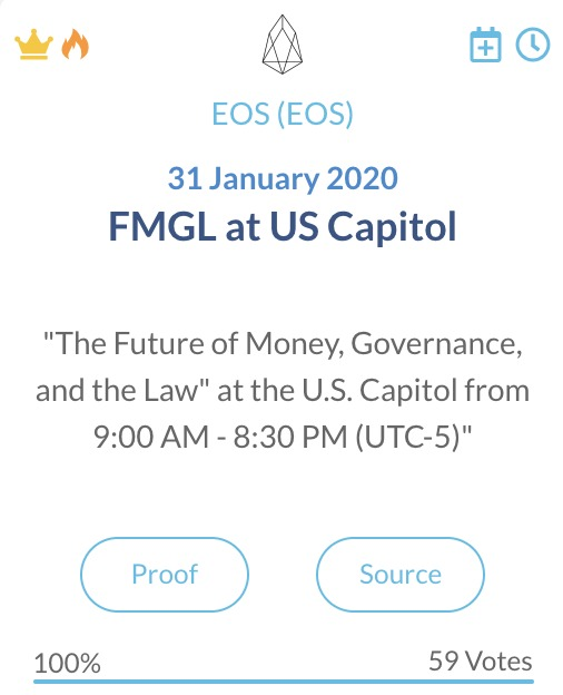 EOS FMGL by US capitol