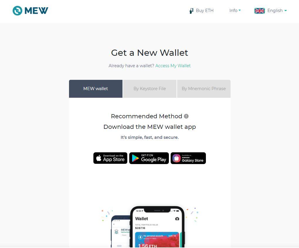 Hoe kan ik een My Ether Wallet aanmaken? 4
