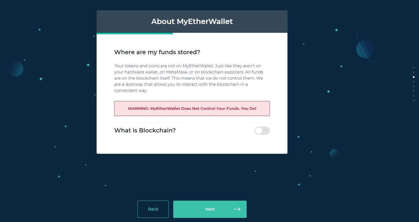 MEW Waar Wordt Mijn Crypto Opgeslagen