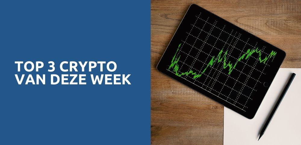 Top 3 cryptocurrencies van deze week