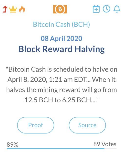 Wat zijn de top 3 cryptocurrencies van week 15 2020? 1