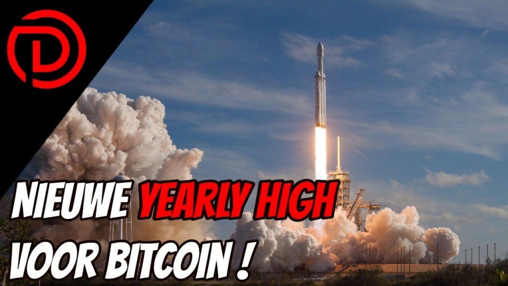 Bitcoin hoogtepunt voor 2020