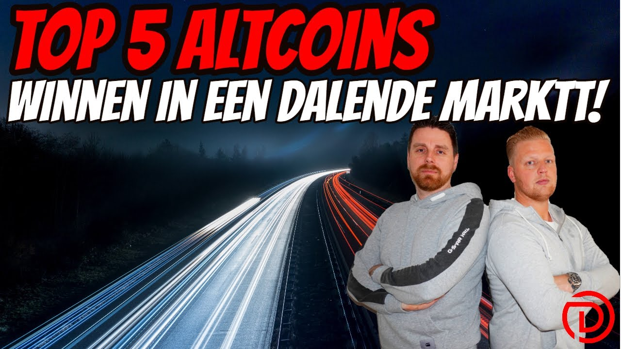Top 5 altcoins in oktober