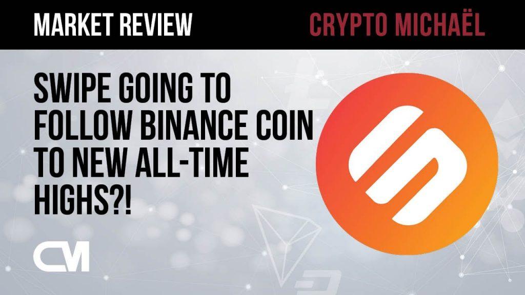 Volgt Swipe de koers van Binance Coin richting een nieuwe all time high