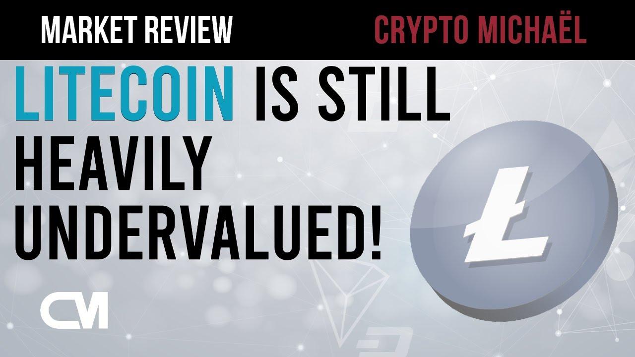 Is Litecoin eindelijk klaar voor een grote stijging