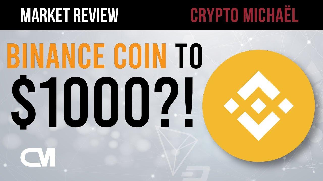 Gaat Binance Coin richting de 1000 dollar met de Coinbase listing in aantocht