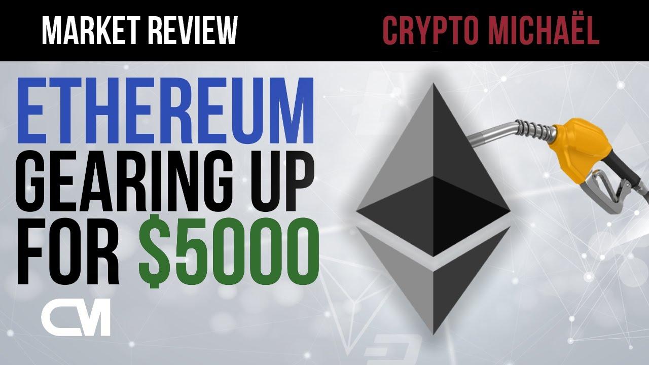 Gaat de waarde van Ethereum naar 5000 dollar