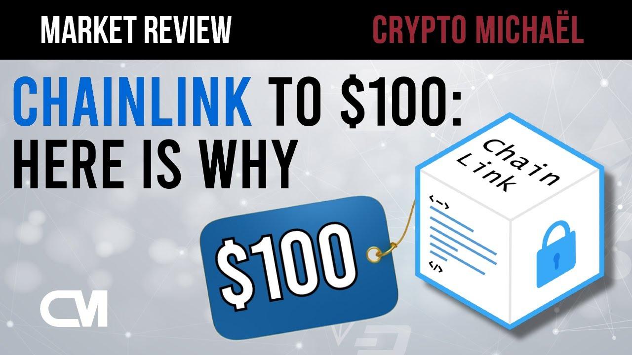 Hierom gaat de Chainlink koers naar 100 dollar