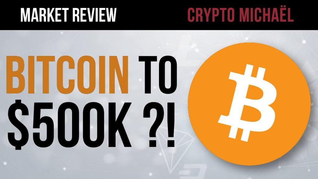 Is een Bitcoin prijs van 500000 dollar mogelijk deze bullcycle