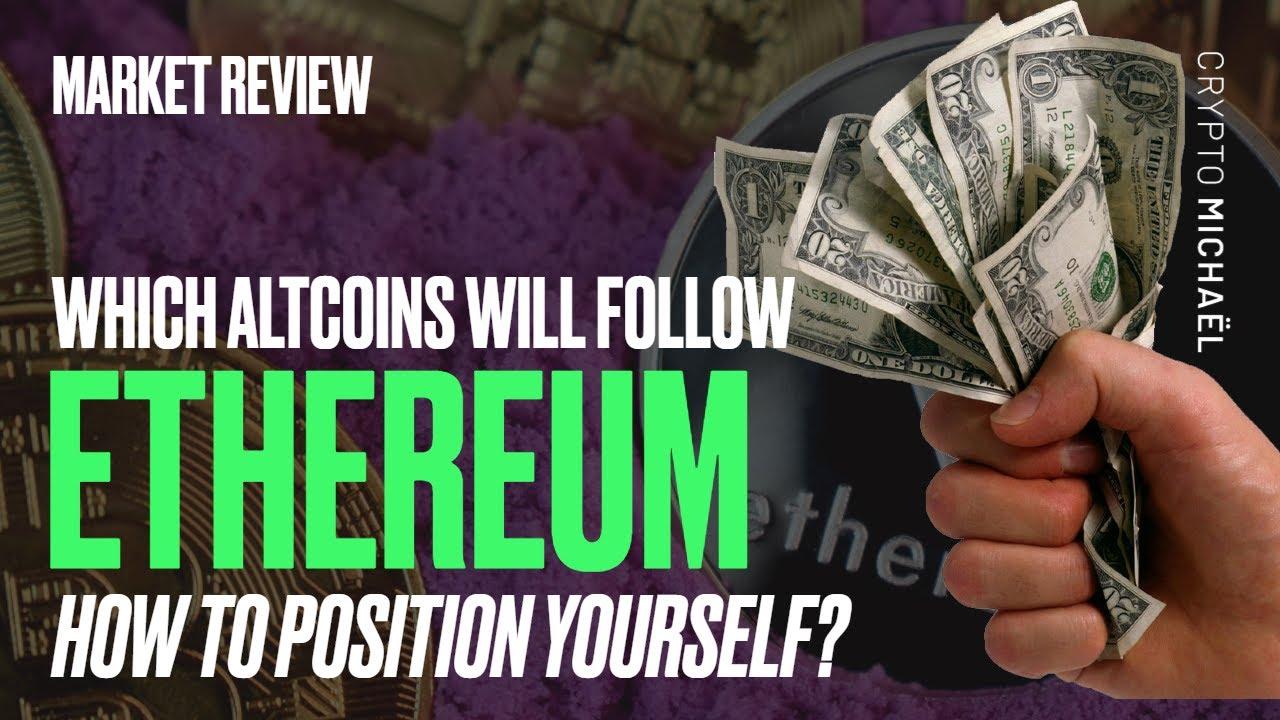 Nieuwe all time high voor Ethereum welke altcoins volgen