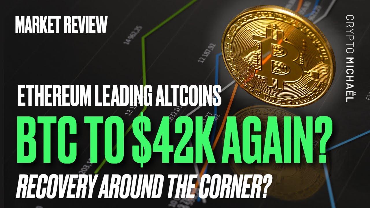 Gaat Bitcoin deze week naar 42000 dollar