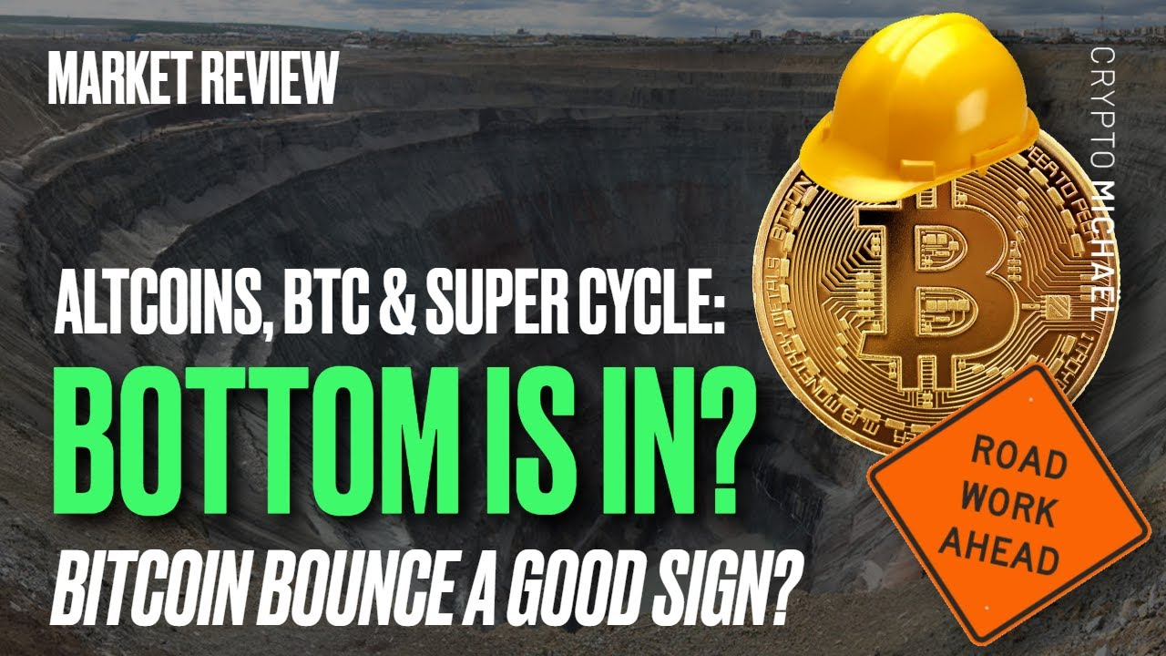 Is de bodem voor Bitcoin bereikt of gaan we verder omlaag