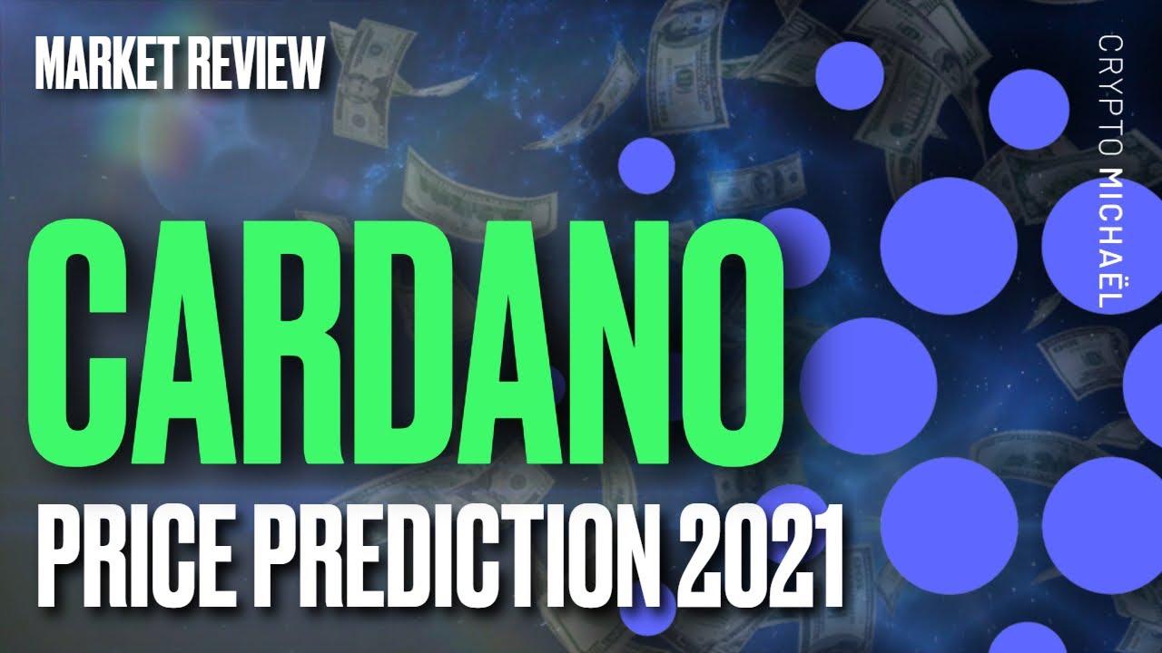 Cardano prijs verwachting 2021