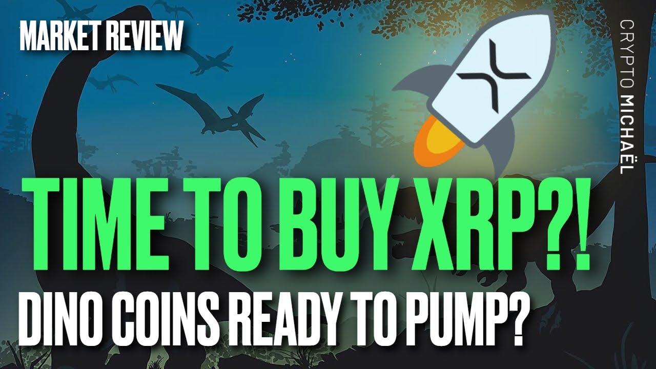 Gaat XRP knallen tijd om te kopen