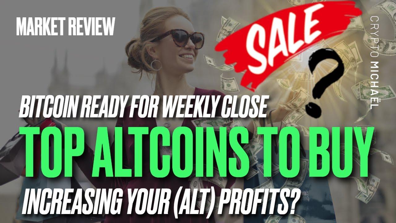 Top altcoins om nu te kopen voor maximale winst