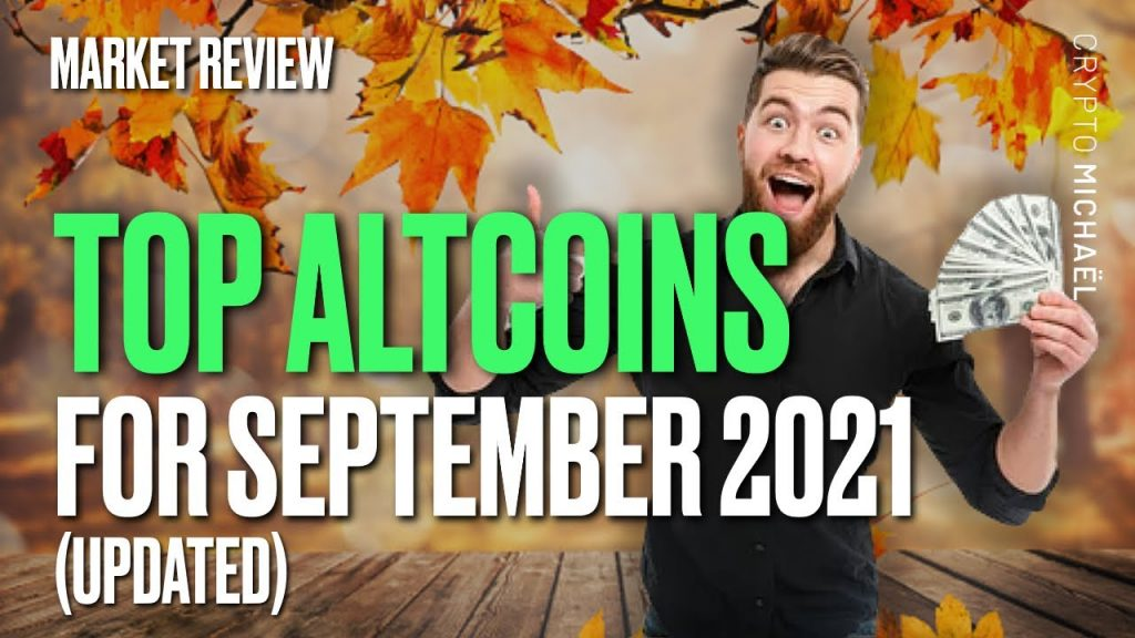 Top 5 beste crypto altcoins in september 2021 update