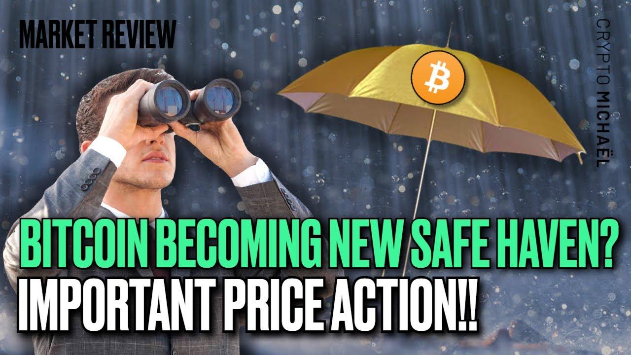 Worden Bitcoin en crypto de nieuwe veilige haven
