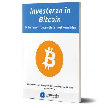 Investeren in Bitcoin 10 beginnersfouten die je moet vermijden wit nieuw vierkant