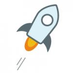 Stellar XLM logo